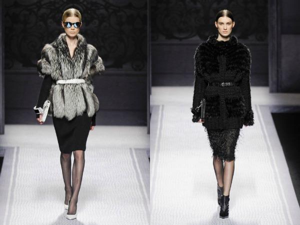 Slika 361 Jesen i zima na modnim pistama: Alberta Ferretti