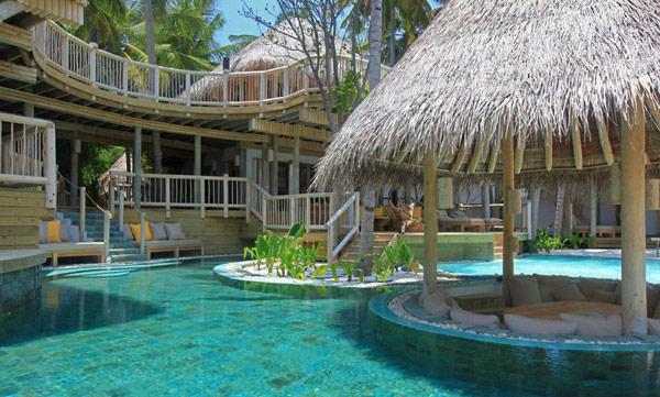 Slika 380 Vodiću te samo reci Wannabe: Maldivi