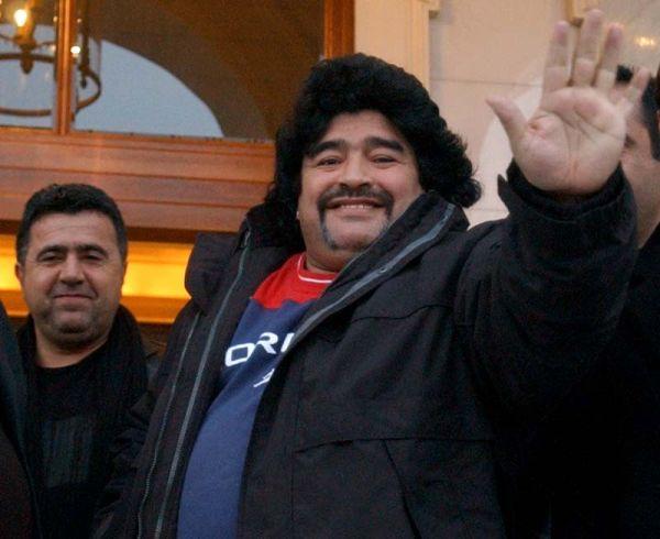 Slika 388 Srećan rođendan, Diego Maradona!