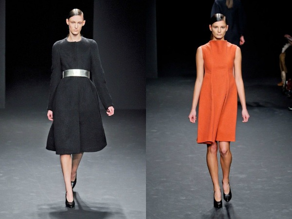 Slika 412 Jesen i zima na modnim pistama: Calvin Klein