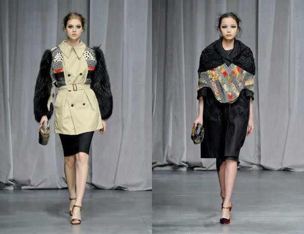 Slika 420 Jesen i zima na modnim pistama: Antonio Marras
