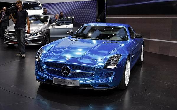 Slika 43 200km/h specijal: Pariski sajam automobila 2012. (1. deo)