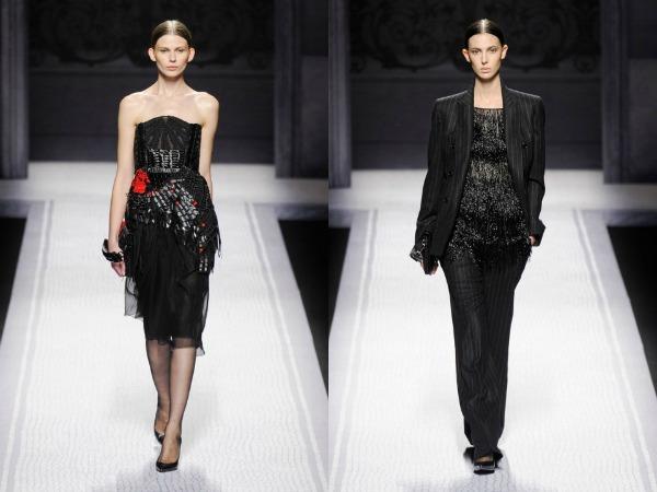 Slika 446 Jesen i zima na modnim pistama: Alberta Ferretti