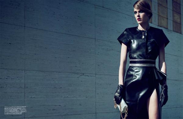 """Slika 448 """"Vogue Turkey: Snaga je u stavu"""