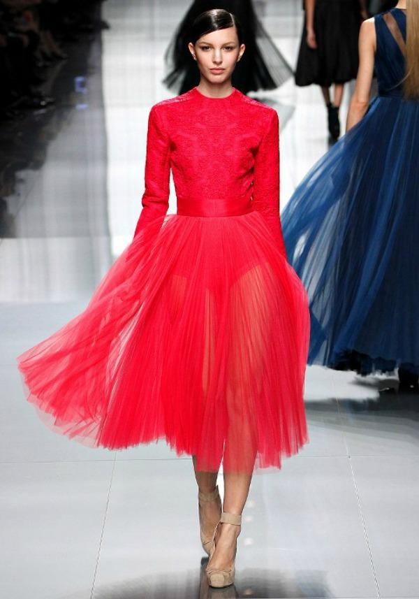 Slika 451 Deset trendi haljina za hladne dane