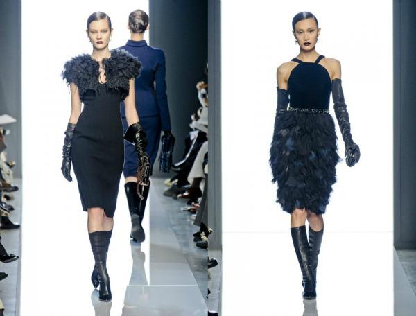Slika 480 Jesen i zima na modnim pistama: Bottega Veneta