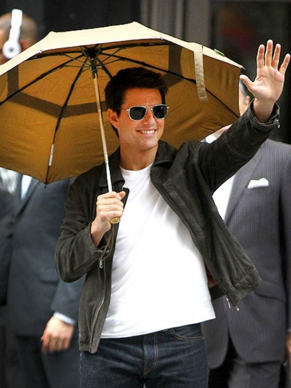 Slika 481 Street Style: Tom Cruise