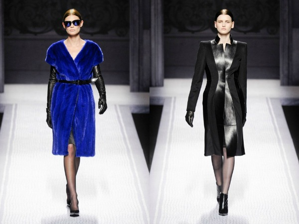 Slika 538 Jesen i zima na modnim pistama: Alberta Ferretti