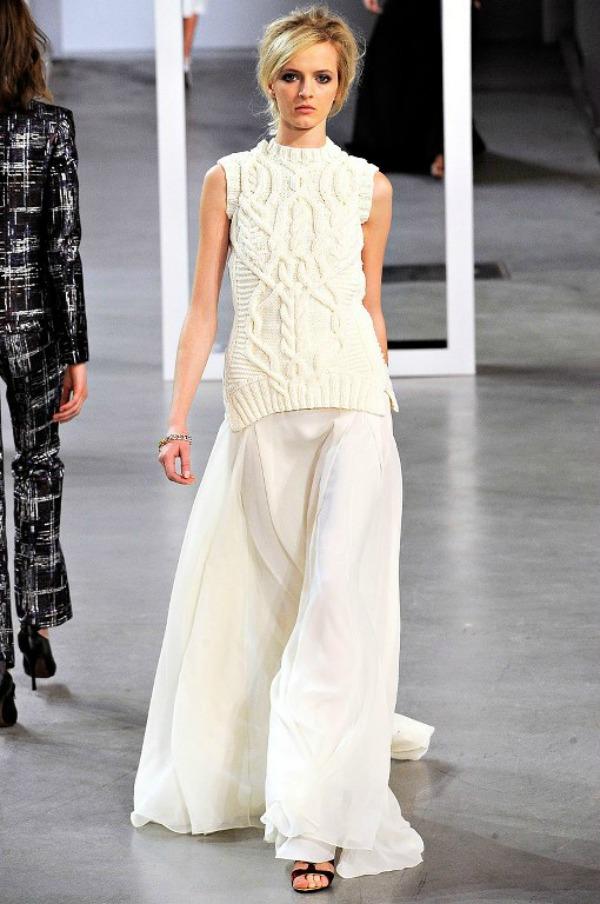 Slika 542 Deset trendi haljina za hladne dane