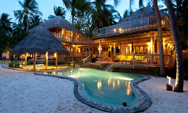 Slika 551 Vodiću te samo reci Wannabe: Maldivi