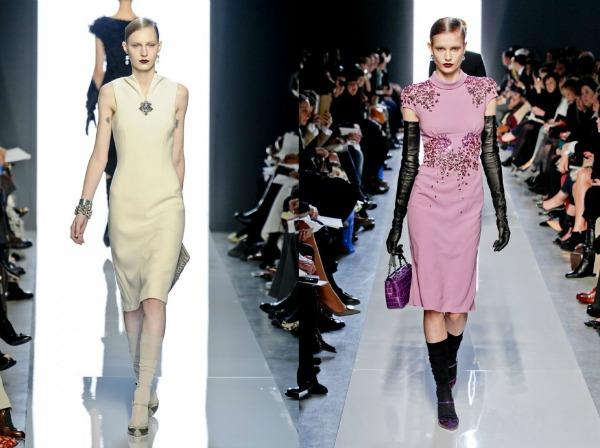 Slika 562 Jesen i zima na modnim pistama: Bottega Veneta
