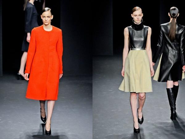 Slika 612 Jesen i zima na modnim pistama: Calvin Klein