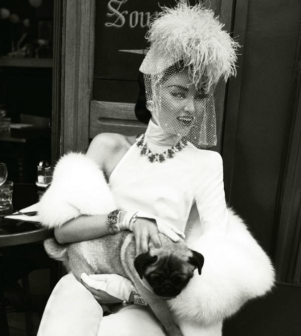 "Slika 635 ""Harper's Bazaar China: Popodne u Parizu"