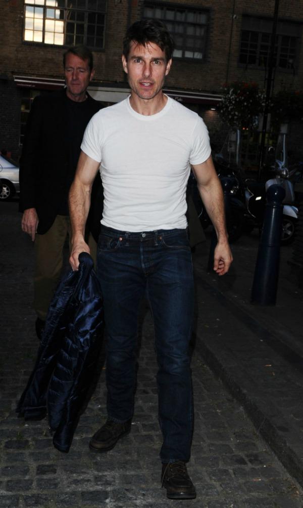 Slika 658 Street Style: Tom Cruise