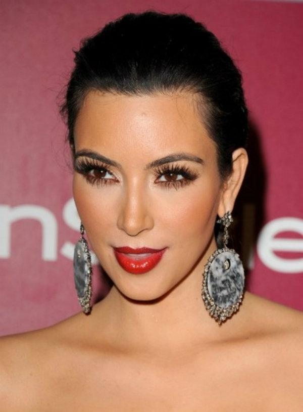 Slika 715 Stil šminkanja: Kim Kardashian