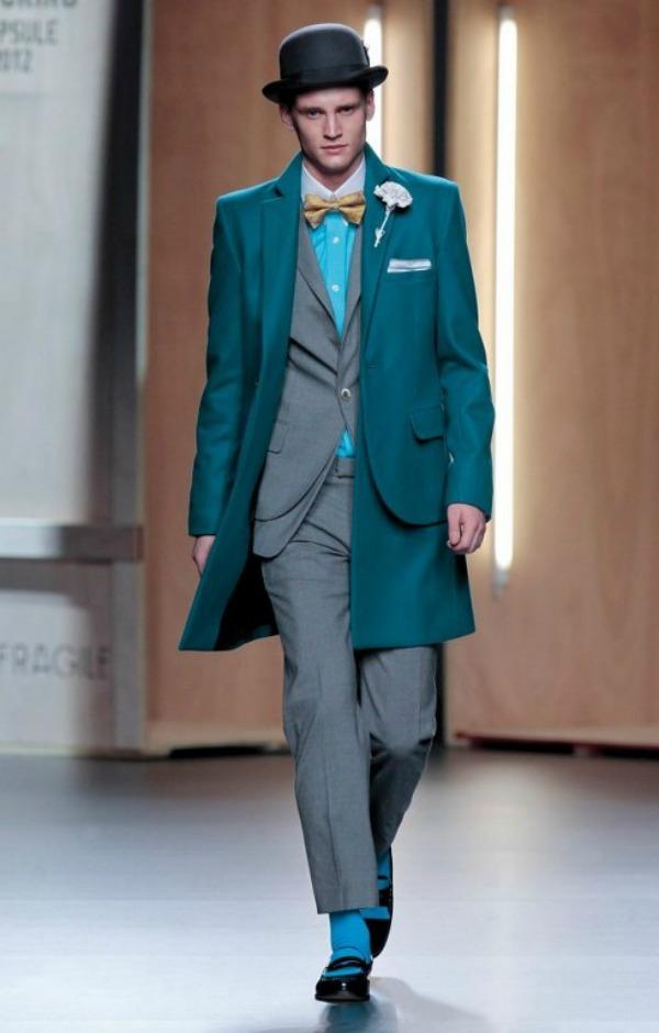 Slika 719 Moda u trendu za muškarce