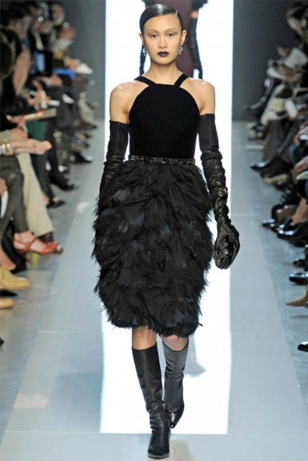 Slika 733 Deset trendi haljina za hladne dane