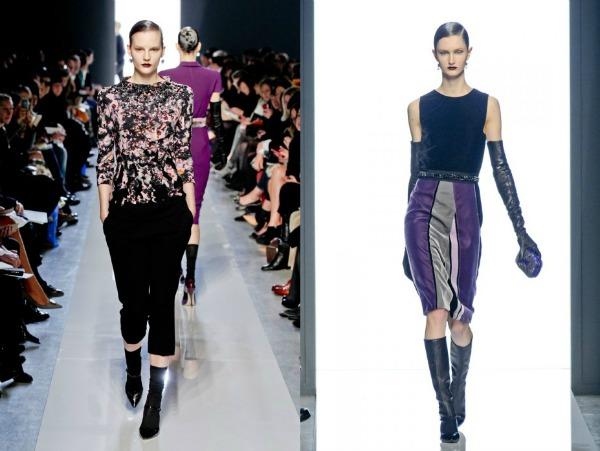 Slika 743 Jesen i zima na modnim pistama: Bottega Veneta