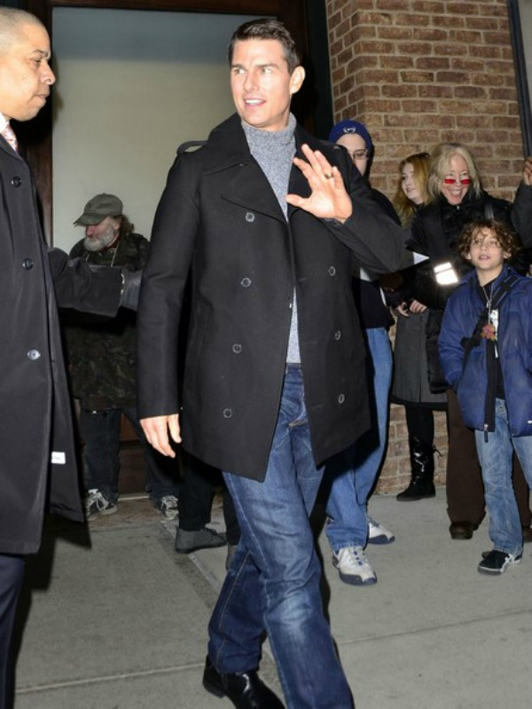 Slika 744 Street Style: Tom Cruise