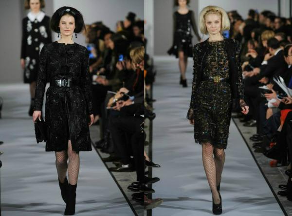 Slika 77 Jesen i zima na modnim pistama: Oscar de la Renta
