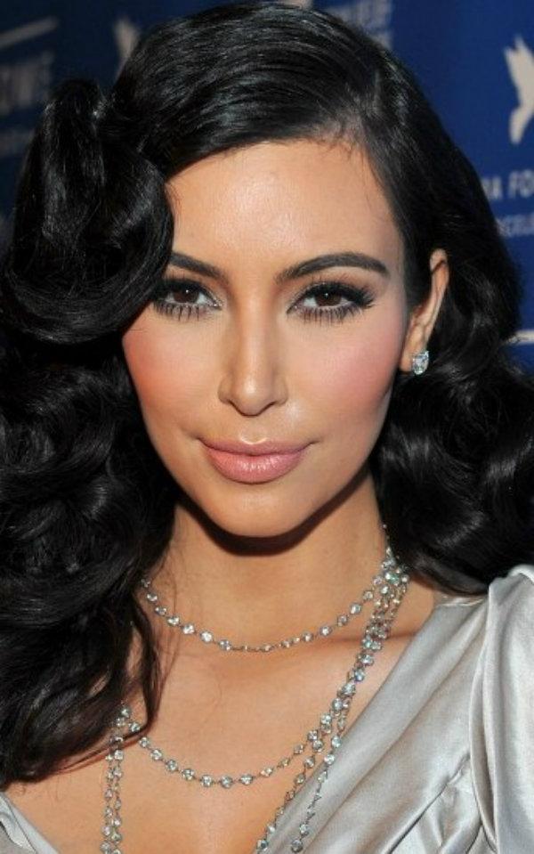 Slika 812 Stil šminkanja: Kim Kardashian