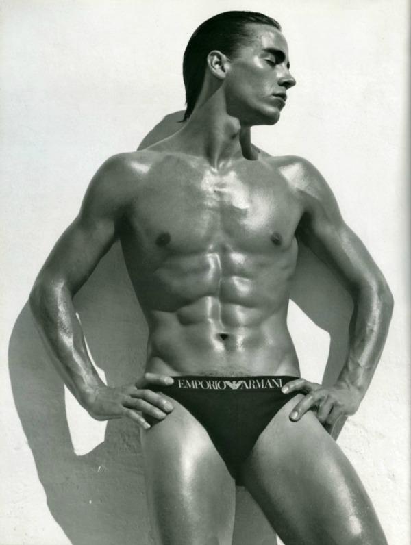 Slika 816 Deset najlepših muških modela