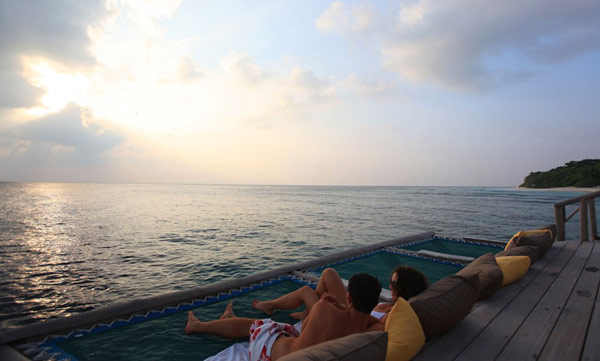 Slika 830 Vodiću te samo reci Wannabe: Maldivi