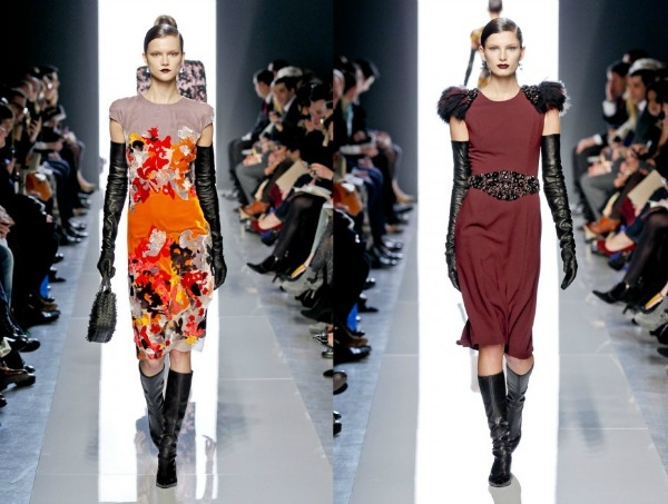 Slika 834 Jesen i zima na modnim pistama: Bottega Veneta