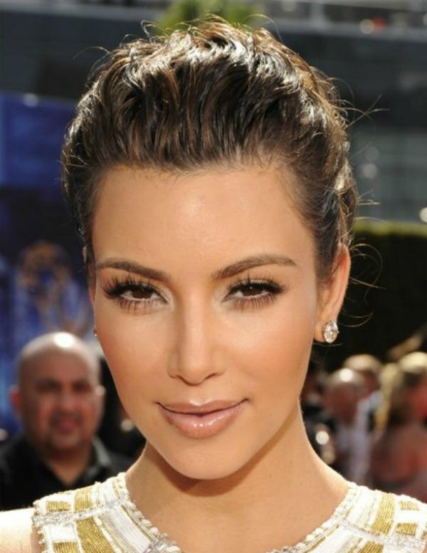 Slika 911 Stil šminkanja: Kim Kardashian