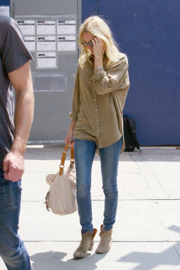 Slika 918 Street Style: Ashley Olsen
