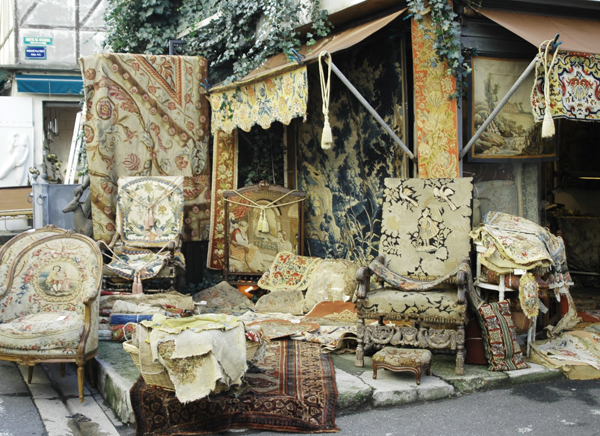 Slika 98 Deset buvljih tržnica i antikvarnica