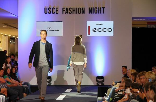 USCE SC Fashion night 9 Ušće Fashion night