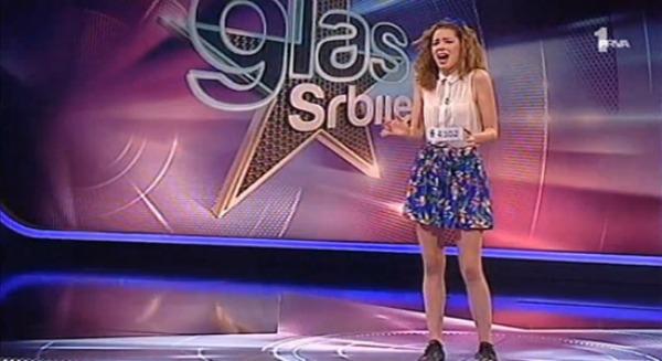 audicija 3 Wannabe Talenti: Sara Jovanović