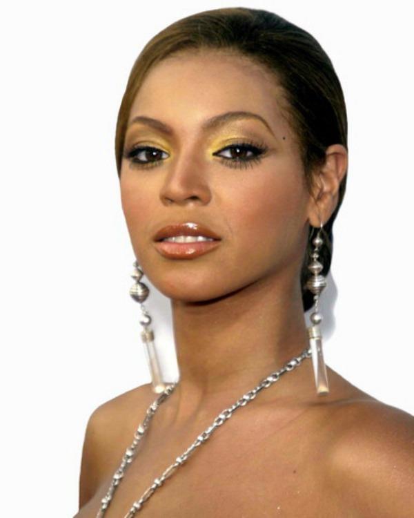 beyonce 1 Stil šminkanja: Beyoncé