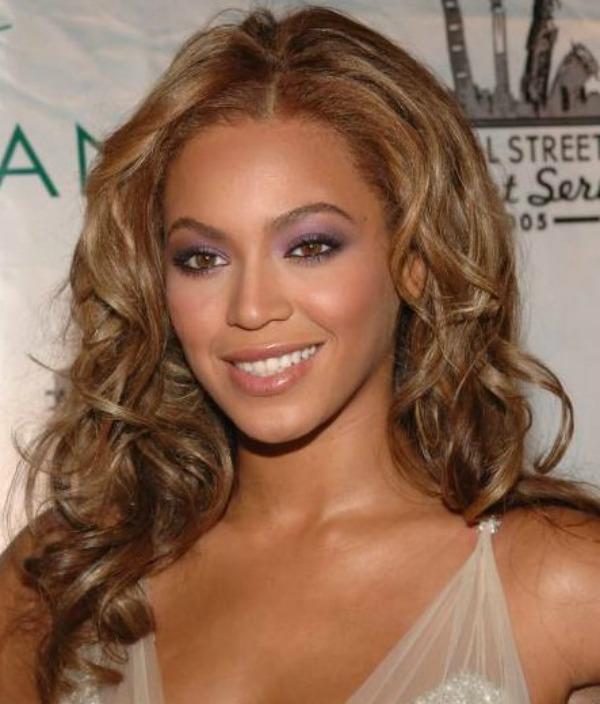 beyonce 10 Stil šminkanja: Beyoncé
