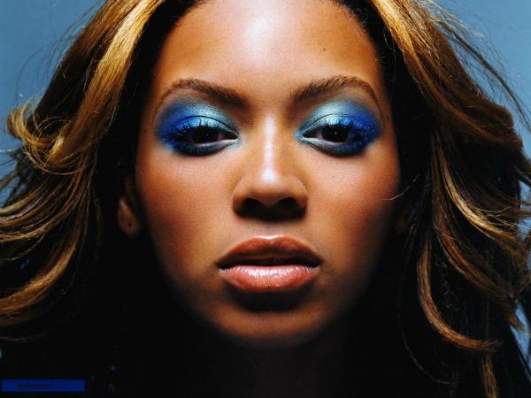 beyonce 2 Stil šminkanja: Beyoncé