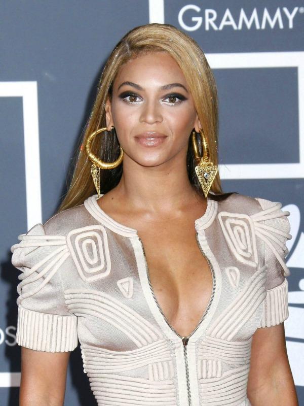 beyonce 3 Stil šminkanja: Beyoncé
