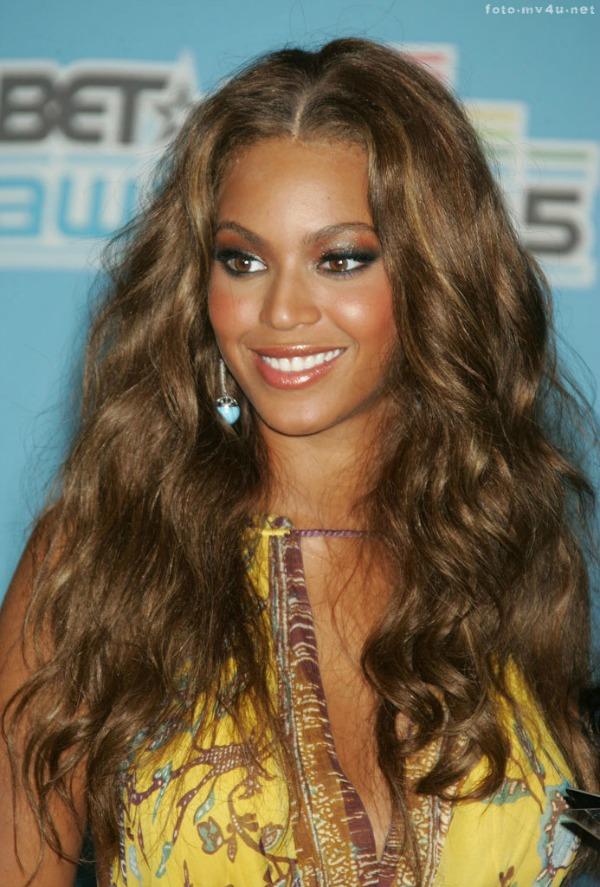beyonce 4 Stil šminkanja: Beyoncé