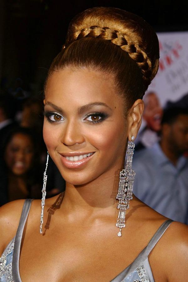 beyonce 5 Stil šminkanja: Beyoncé