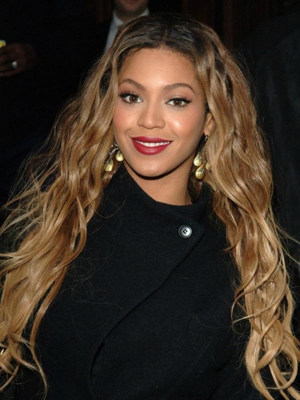 beyonce 6 Stil šminkanja: Beyoncé
