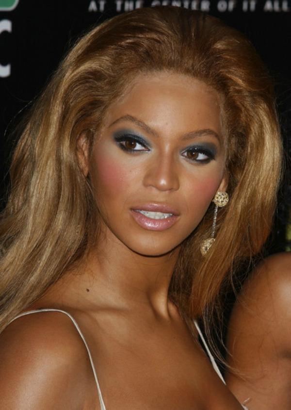 beyonce 7 Stil šminkanja: Beyoncé