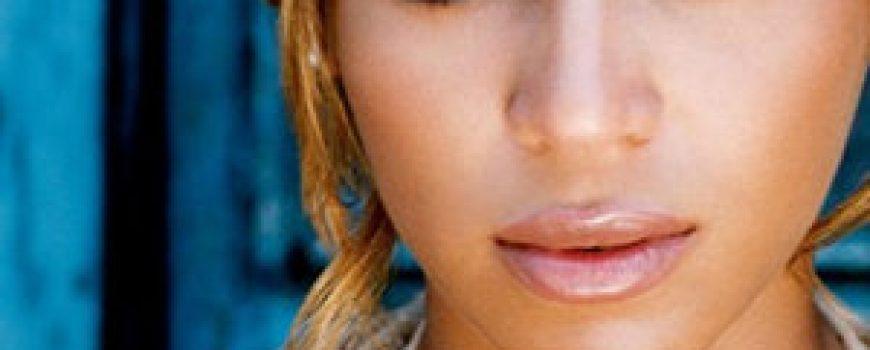 Stil šminkanja: Beyoncé