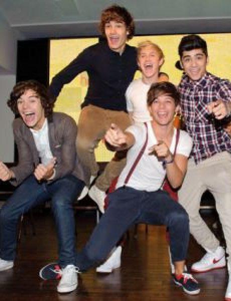 Mladići od šećera: One Direction