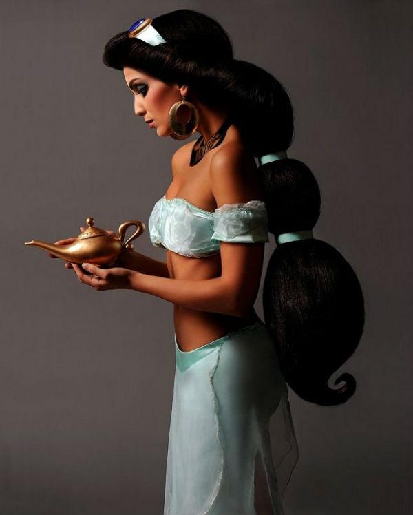 dizni fotografije slika u tekstu 1 Disney princeze u stvarnom svetu
