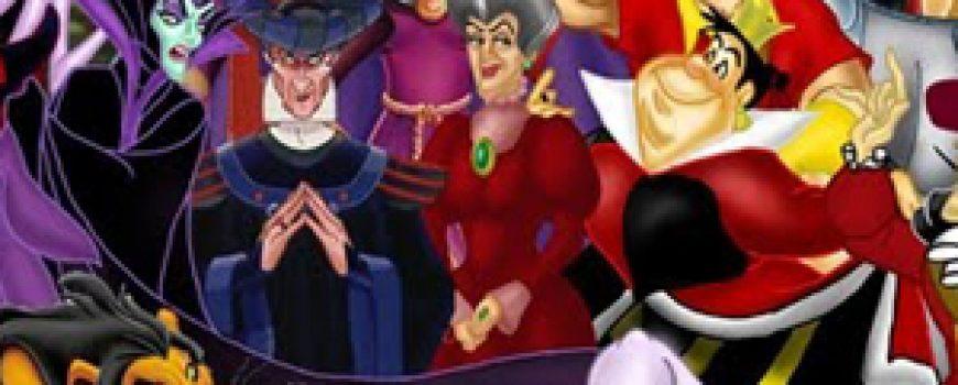 Koja Disney zloća najviše podseća na tebe?