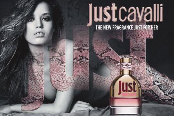 f2 Modni zalogaj: Georgia May Jagger miriše na Just Cavalli