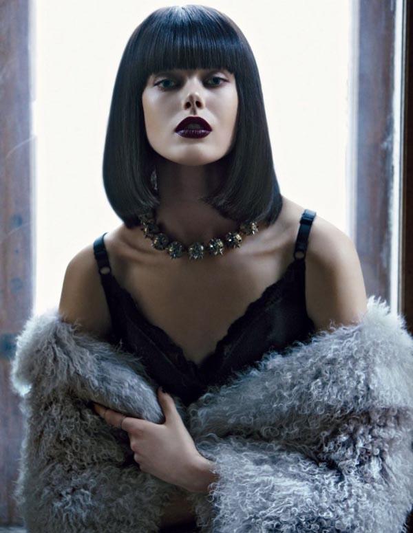 "frida gustavsson8 ""Vogue Russia"": Prelepa Frida"