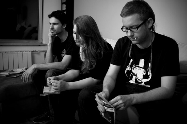 kavc O RUK Promotions & Re:Make: Koncert grupa Ludovik material, It's everyone else i Ex>Miša