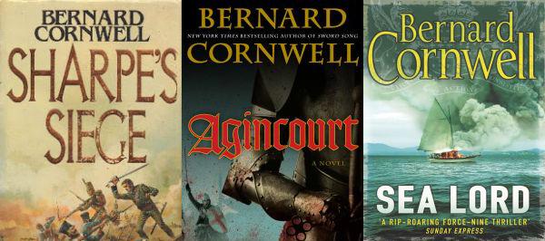 knjige1 Usred(u) čitanja: Bernard Cornwell
