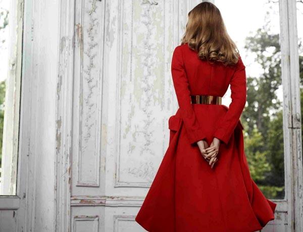 "luize elle russia 10 ""Elle Russia"": Visoka moda"